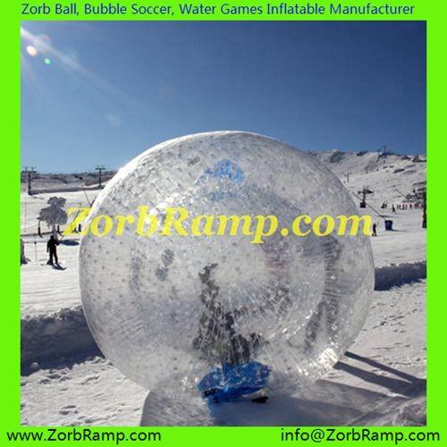 149 Zorb Ball Rwanda