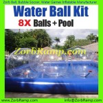 153 Water Walking Ball Thailand