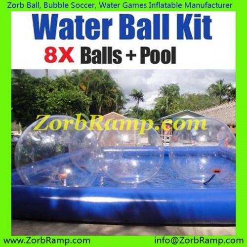153 Water Walking Ball Thailand