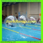 127 Water Walking Ball Bulgaria