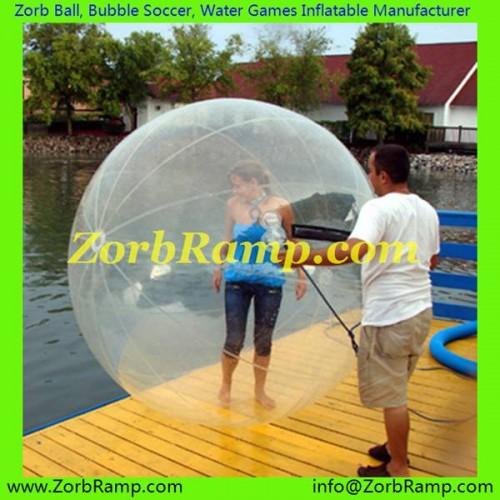 128 Water Walking Ball Serbia