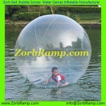111 Water Walking Ball Ukraine