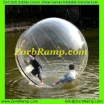 103 Water Walking Ball Norway