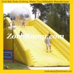 08 Inflatable Ramp for Zorb