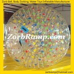 DZ02 Zorb Ball Water