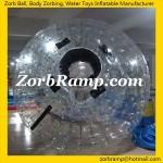 TZ01 Transparent Zorb Ball