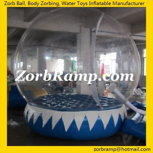 02 Inflatable Snow Ball