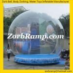 04 Inflatable Snow Globe
