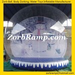 10 Inflatable Snowing Ball