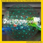 TZ03 Clear Inflatable Zorb Ball