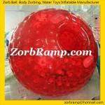 CZ05 Harness Zorbing Balls