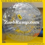 OZ02 Customize Zorb Ball