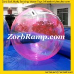 TWB03 Transparent Water Ball