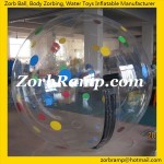 DWB01 Colour Dot Water Ball