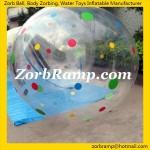 DWB02 Color Dot Waterball
