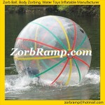 PWB03 Color Tape Water Ball