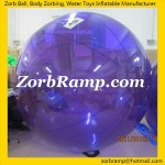 CWB11 Colour Water Zorbing