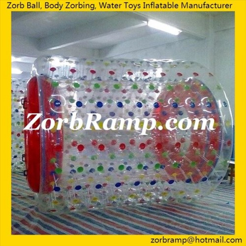 04 Inflatable Water Roller