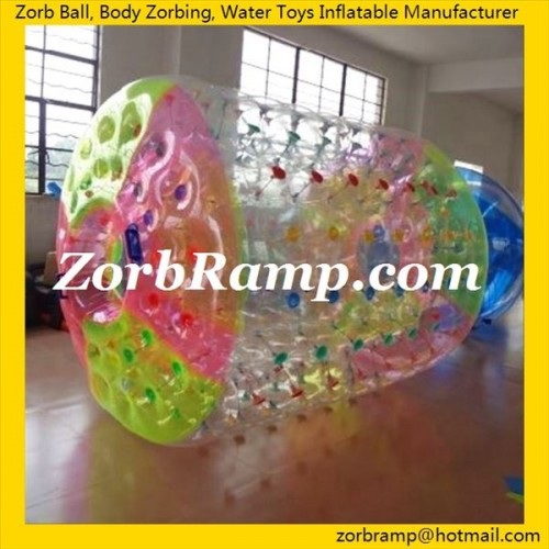 07 Inflatable Water Roller