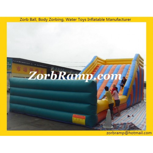 04 Zorbing Ramp Orbit