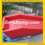 05 Inflatable Slides for Zorbing