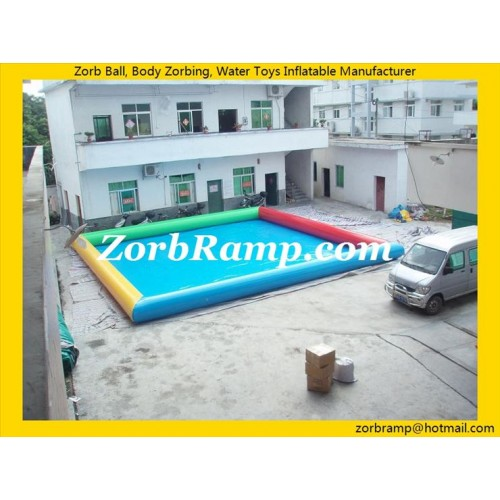 01 Inflatable Water Ball Pool