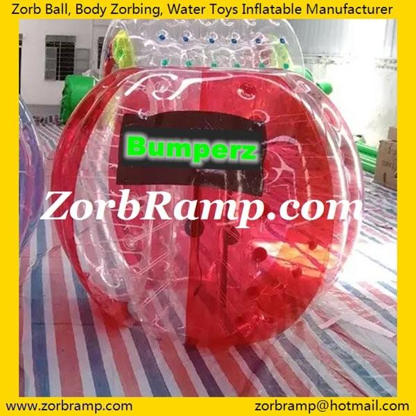 Bubble Football Zorb