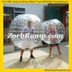 Bumper 08 Bubble Ball Suit