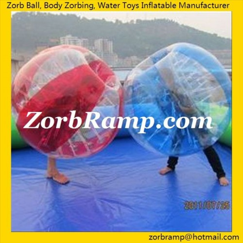10 Bubble Soccer Suit