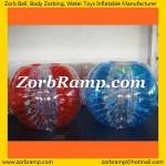Bumper 11 Bubble Soccer Suits