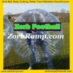 12 Bubble Soccer Equipment