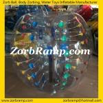 Bumper 13 Bubble Football Suit