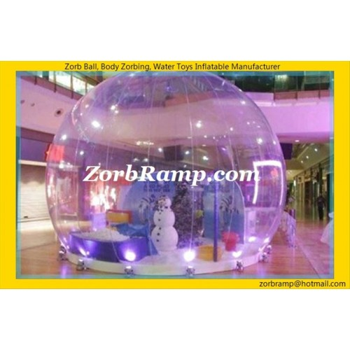 17 Inflatable Christmas Show Balls