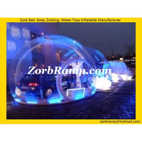 18 Inflatable Christmas Showing Ball