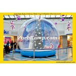 28 Christmas Inflatable Snowing Ball