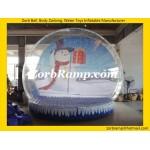 29 Inflatable Christmas Snowing Ball