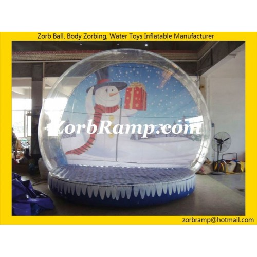 29 Inflatable Christmas Snowing Ball