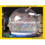 34 Xmas Inflatable Snow Globe For Sale