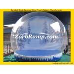 35 Inflatable Snow Globe For Christmas