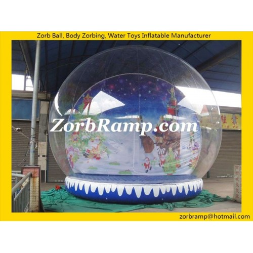 37 Snow Globe Inflatable Clearance