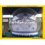 38 Christmas Giant Inflatable Snow Globe