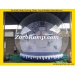 38 Christmas Giant Inflatable Snow Globe