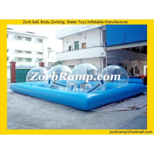 21 Inflatable Water Walking Ball Pool