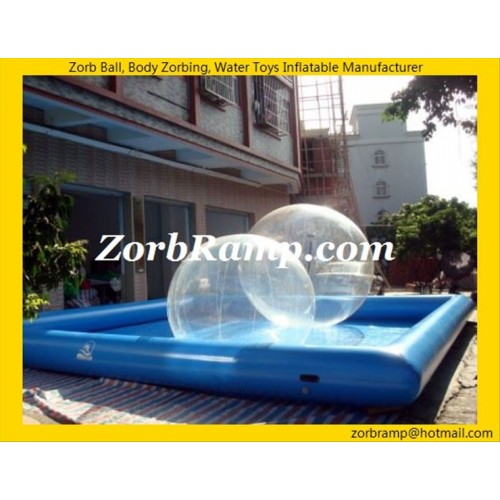 27 Inflatable Pool and Balls for Sale