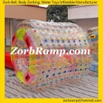 35 Inflatable Bubble Roller