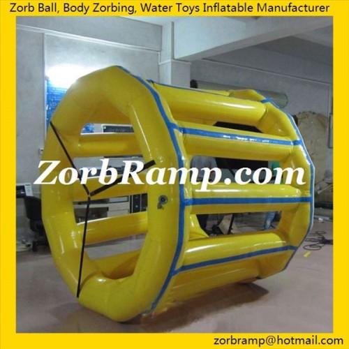 36 Inflatable Human Hamster Wheel