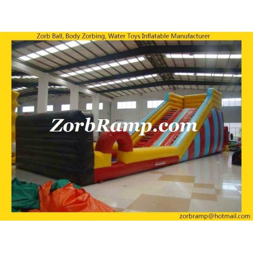 09 Zorb Ball Ramps for Sale