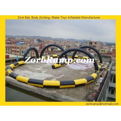 14 Inflatable Zorbing Circuit