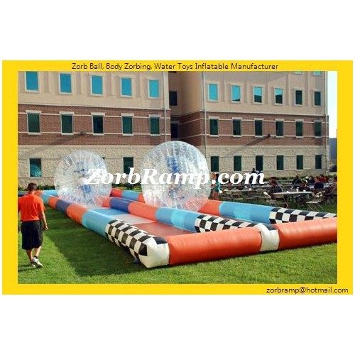 18 Zorb Ball Racing United States