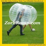 19 Inflatable Zorb Ball